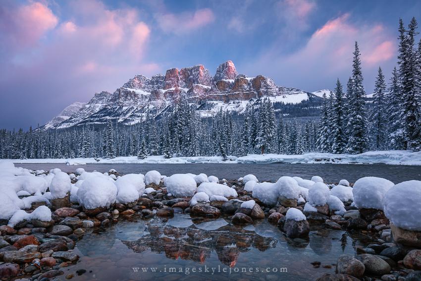 7863 Castle Mountain Reflections_850.jpg