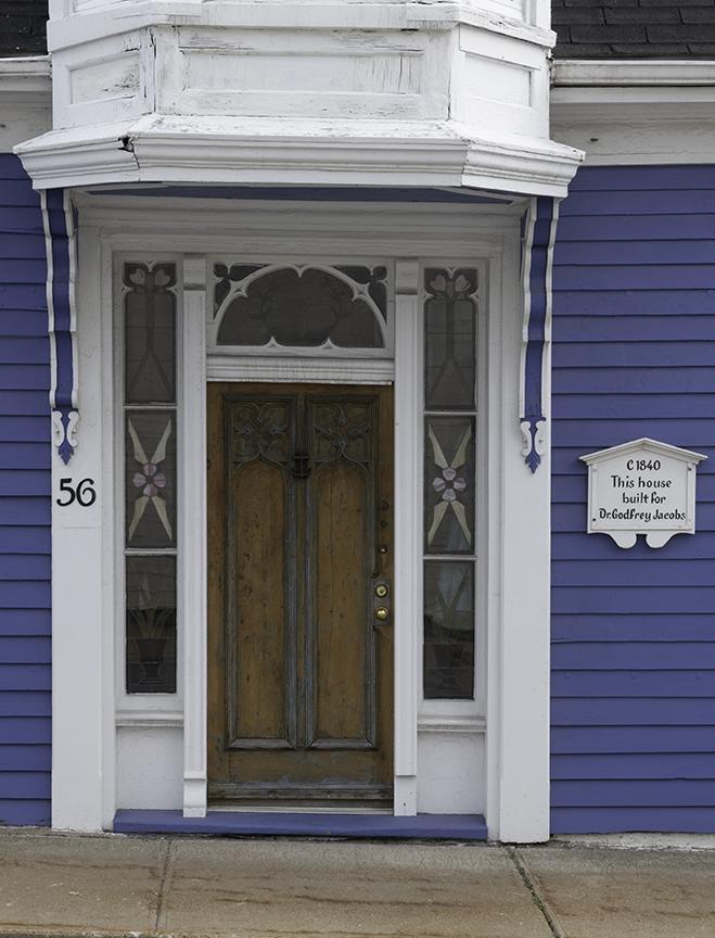 Doctor Jacob Godfrey House 1840.jpg