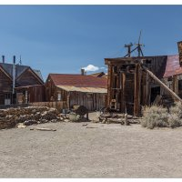 A Sawmill at Bodie