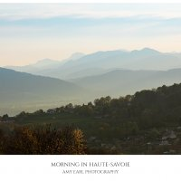 Morning in Haute-Savoie