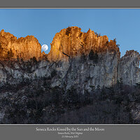 Seneca Rocks Kissed Sun Moon.jpg